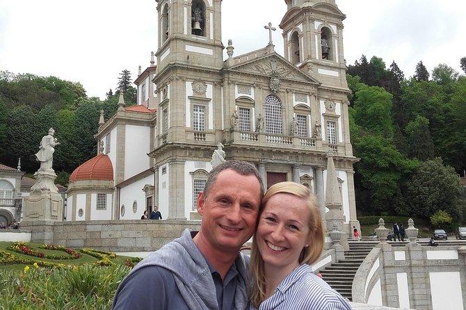 Braga City Tour Including Transfer to Bom Jesus