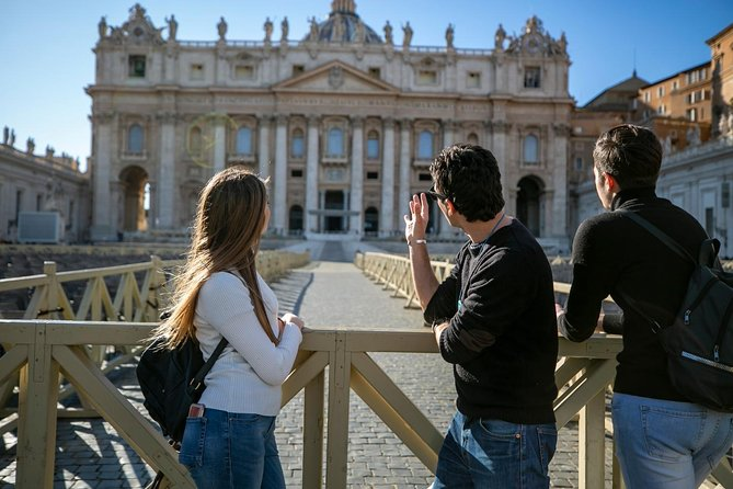 VIP Skip the Line Early Access Vatican, Sistine Chapel St.Peter's & Breakfast