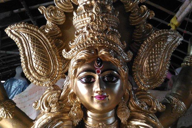 Half-Day Varanasi Goddess Walking Tour with Guide