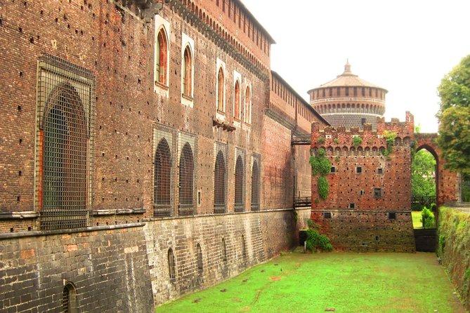 Sforza Castle and Michelangelo's Pietà Rondanini guided experience