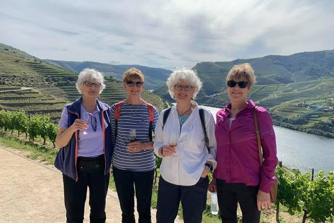Douro Valley Hike From Porto Including Lunch and Wine Tasting