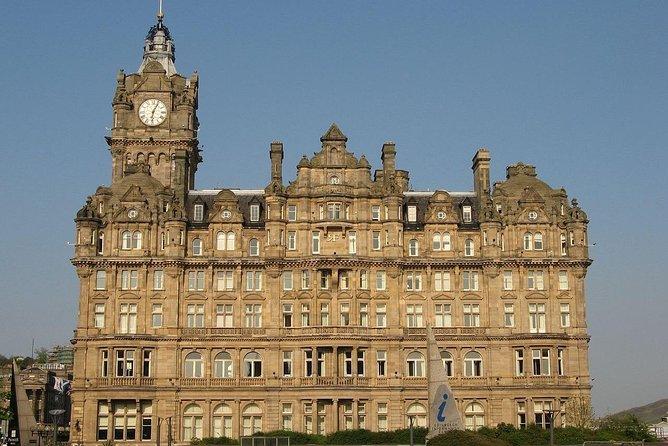 Virtual Magic of Film themed tour of Edinburgh