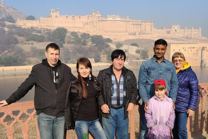 Same day Jaipur private tour by car from Delhi