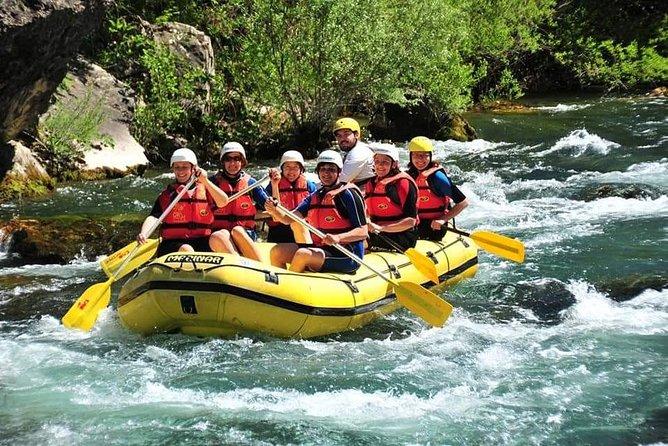 Half Day Rafting at Cetina River