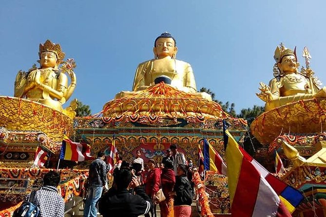20-Day Everest Three High Passes Trek