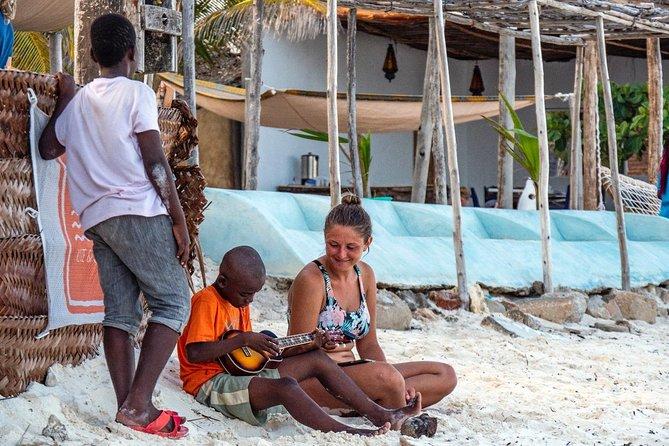 Sun Set Dhow Tour | Fishing Tour | Sand Bank Picknic Tour ( Zanzibar Tourism )