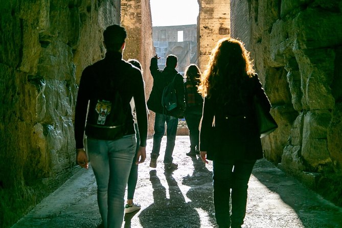 Skip-the-line Private Tour of the Colosseum Forums Palatine Hill & Ancient Rome