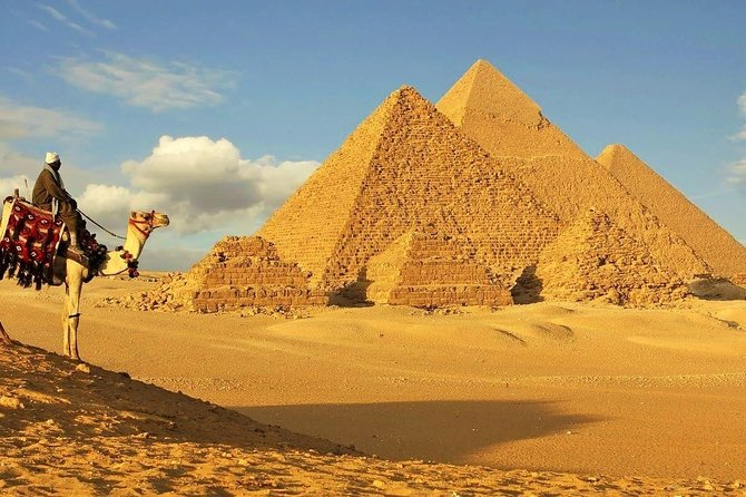 Best of Cairo Full Day Private Tour with Pickup
