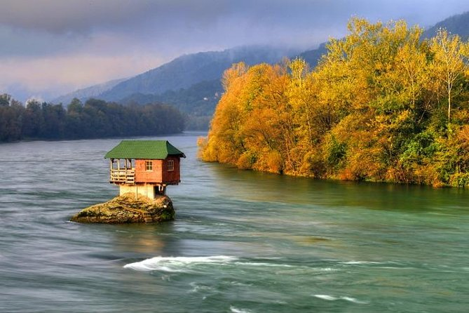 VISIT SERBIA: Drina River House - Create Your Own Private Full Day Tour