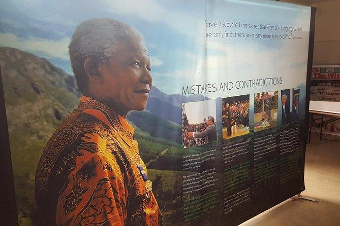 Mandela Freedom Tour with Hotel Pick Up