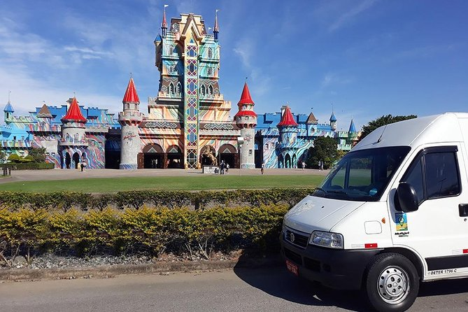 Transporte Parque Beto Carrero World