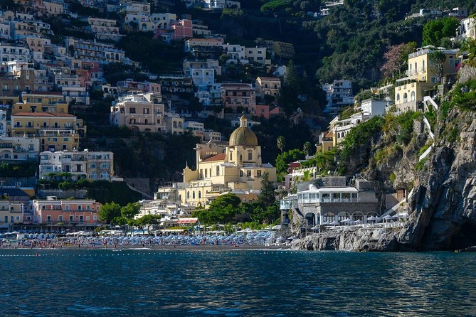 Positano and Amalfi Day Cruise