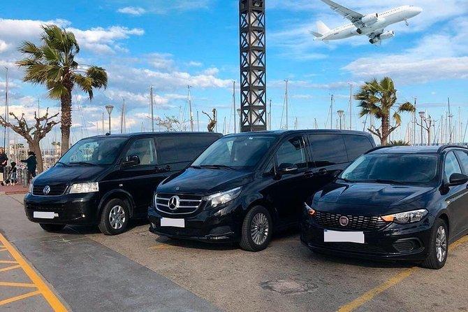 Doral to Miami Airport (MIA) - Departure Private Transfer