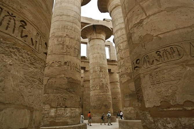 Full-Day Luxor Private Tour with Pick Up and Lunch