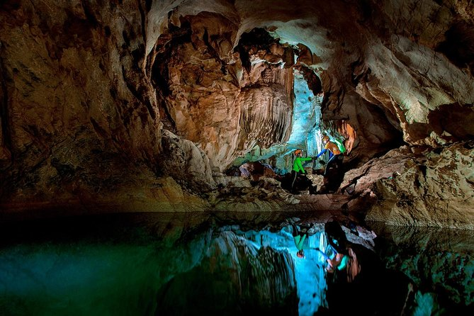 Cha Loi Cave 1 day discovery