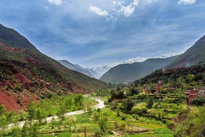 Full-Day Guided Tour to Ourika Valley from Marrakech