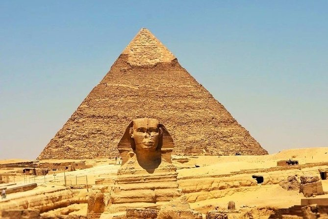 Pyramids of Giza and Great Sphinx Half Day Private Tour