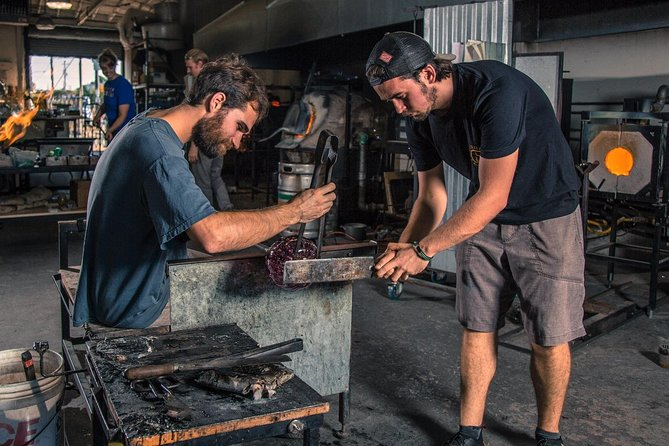 Blow-Your-Own Glass Blowing Class