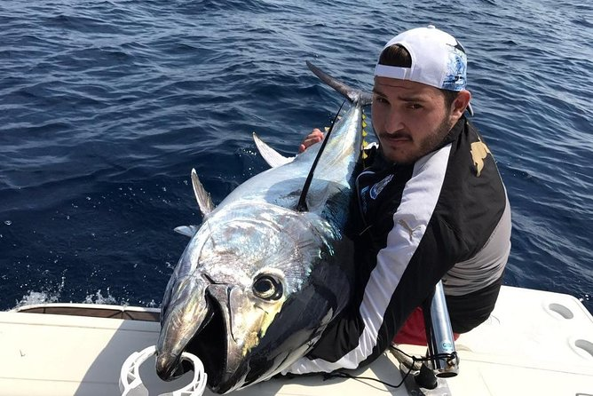 The Bluefin Tuna Experience