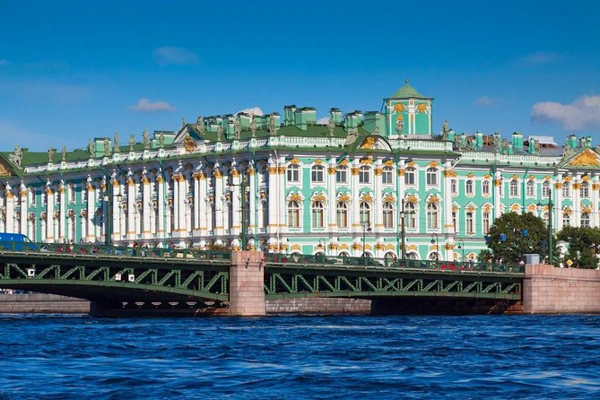 3 Days Private Exploring Tour in St Petersburg