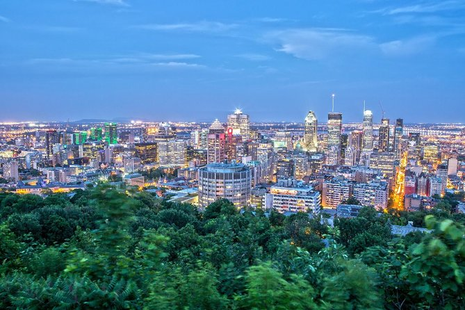 Night on Montreal Tour
