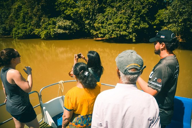 Full-Day Caño Negro Boat Tour from La Fortuna