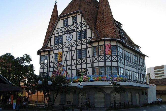 Germanic Roots Tour Blumenau and Pomerode