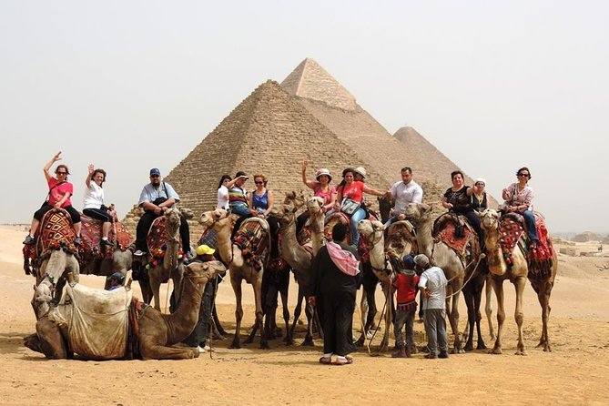 Half-Day Private Tour to Grand Pyramids and Sphinx