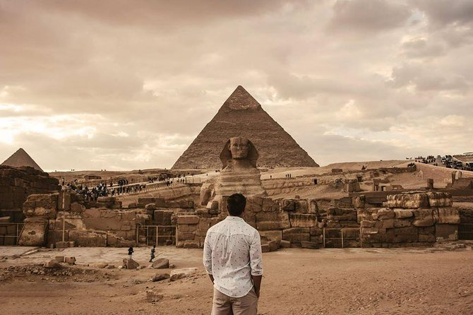 Private Full-Day Tour Cairo Giza Memphis and Sakkara Dahshur