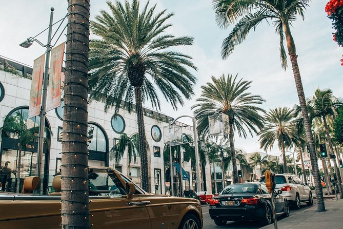 Self-Guided Tour of Rodeo Drive Beverly Hills with Photo Ops