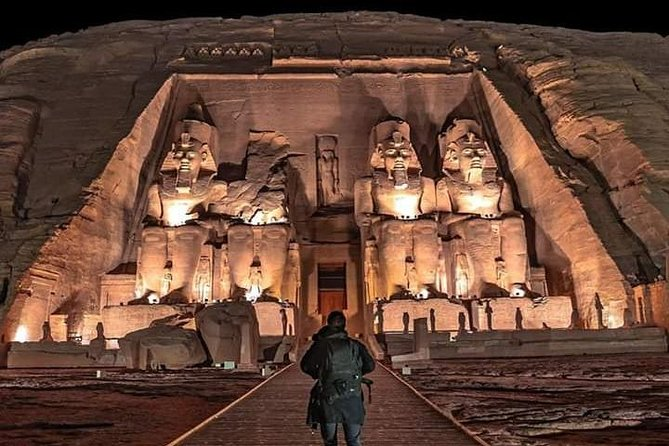 Full-Day Private Guided Tour to Abu Simbel from Aswan
