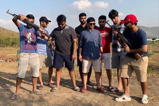 Full-Day Phnom Penh Extreme Outdoor Shooting Range Activity