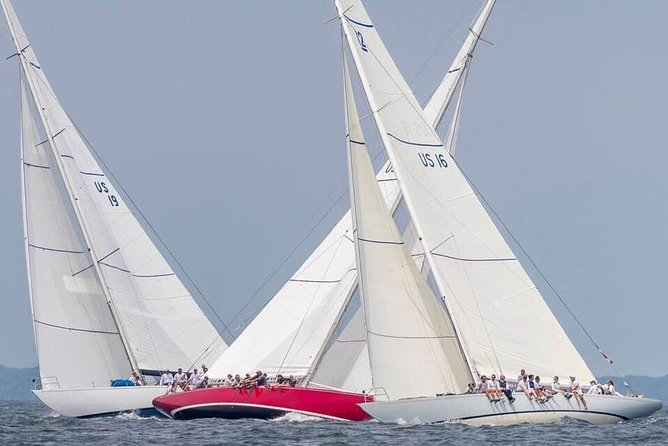 America's Cup Yacht Racing Experience in Newport