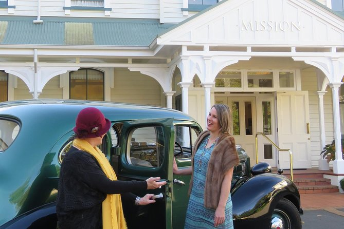 Winery Tours from Napier Art Deco Trust