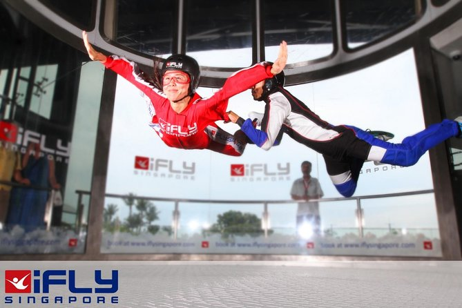 iFly Singapore - The Challenge Package