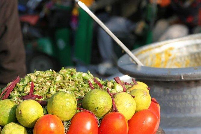 Street Food Walking Tour in Varanasi