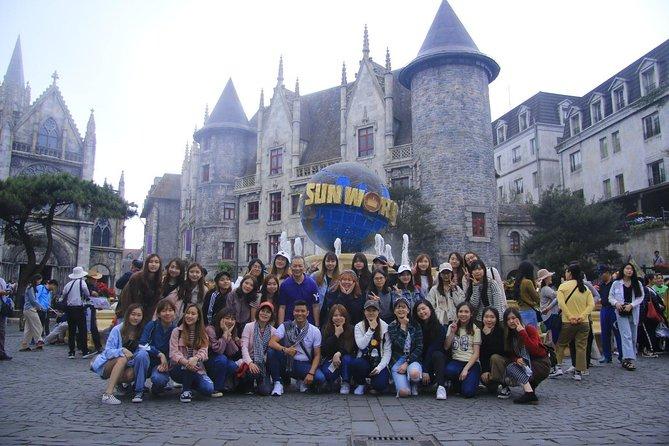 Da Nang- Golden Bridge - Hoi An - Hue Imperial City 5 Days 4 Nights Package Tour
