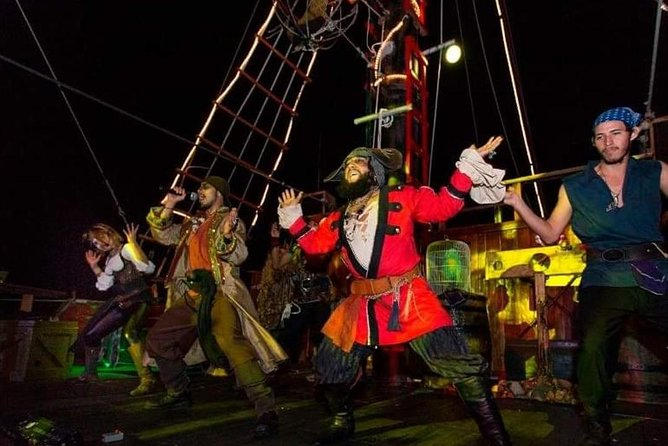 Dinner Show with Pirates