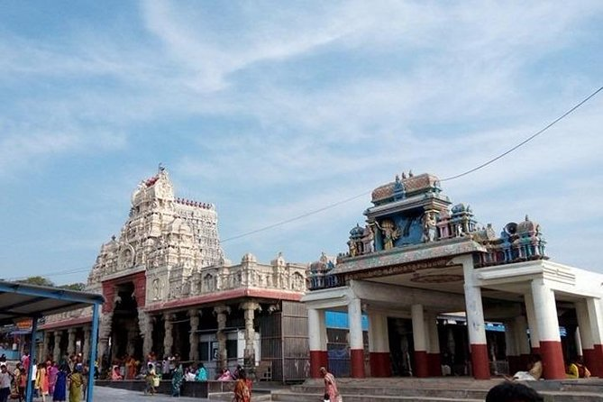 Thiruchendur Murugan Temple Half-Day Private Tour