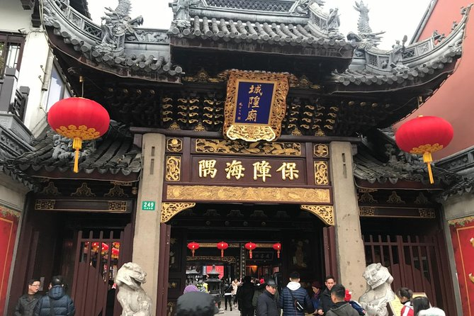 Shanghai Private Tour with Material Market and Jin Mao Tower