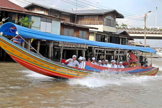 The Unknown Parts of Bangkok's Canals