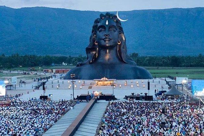 Half-Day Private Tour to Adiyogi Shiva and Dhyanalinga Temple