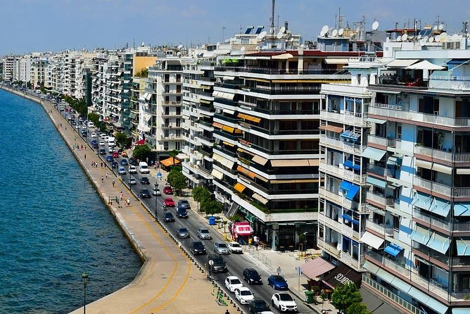 Private Transfer from Bucharest to Thessaloniki Salonic GR Price/Car 1-4 Seats