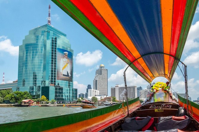 Half-Day Tour of Bangkok with Boat Ride