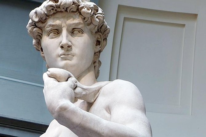 1-Hour Florence Accademia Gallery and David Small Group Tour
