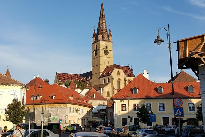 Full-Day Private Tour to Sibiu