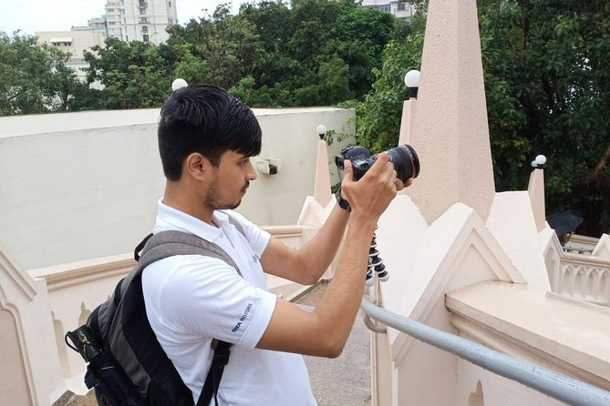 2 Hours Private Portrait Photography Session at Bandra Fort