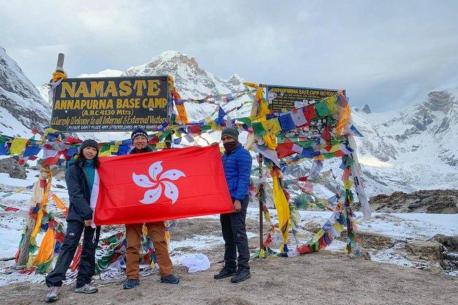Annapurna Sanctuary Trek ( 10 Days)