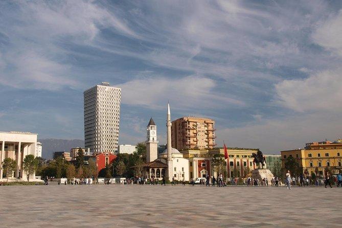 Tirana Airport to Tirana Transfer