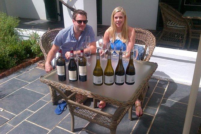 Private Half DayTour:Cape Winelands, Stellenbosch and Franschhoek from Cape Town